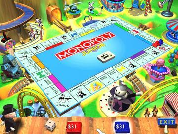 Monopoly Junior The Board Game For Kids Available For Pc