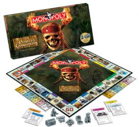 Monopoly Pirates of the Carribean