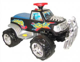 Monster Truck Ride on Toy