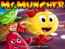 Ms Muncher Miss Pacman online game