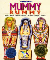 Mummy Rummy Card Game