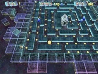 MuncherMania 3D Worlds