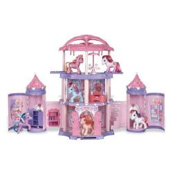My Little Pony Crystal Rainbow Castle