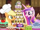 My Little Pony Wedding Cake online game