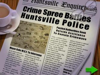 Mystery Case File Huntsville