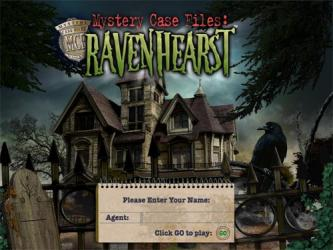 Mystery Case Files Ravenhearst Manor Mac