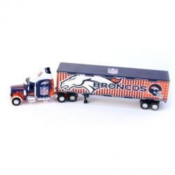 NFL Diecast Semi Truck Tractor Trailer
