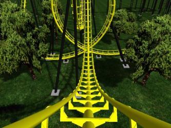 NoLimit Roller Coaster