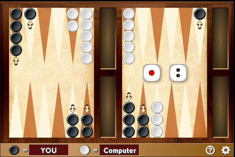 free games backgammon