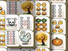 Online Halloween Mahjong