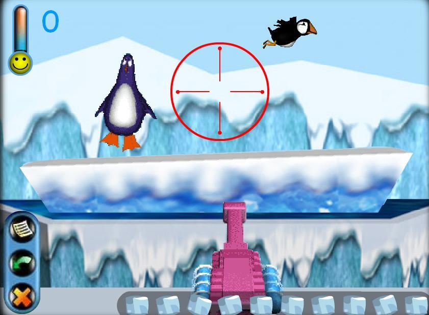 Ice World Penguin 2