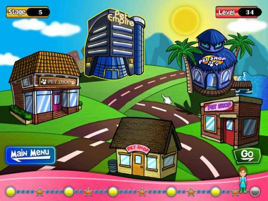 Play free pets fun house online games manage a hilarious for Build a home online free