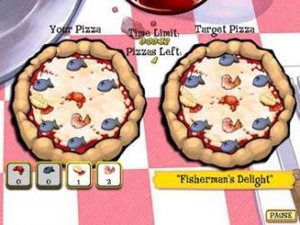 Pizza Frenzy