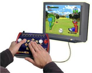 Play TV Golden Tee Golf