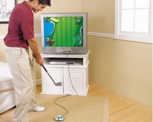 Play TV Golf Game