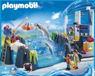 Playmobil Dolphin Basin