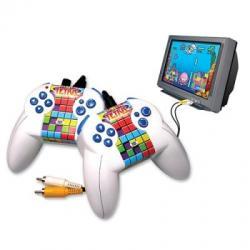 PlayTV Legends Family Tetris