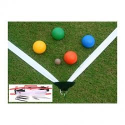 Portable Bocce Court