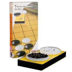 Portable Go Game Board Magnetic
