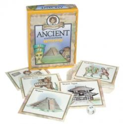 Professor Noggin Ancient Civilizations Card Game