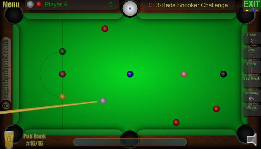 Play Pub Snooker, a free online game on Kongregate
