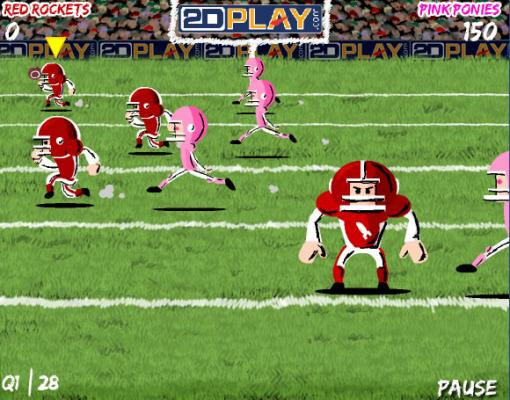 play american football online