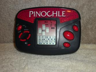 Radica Pinochle Electronic