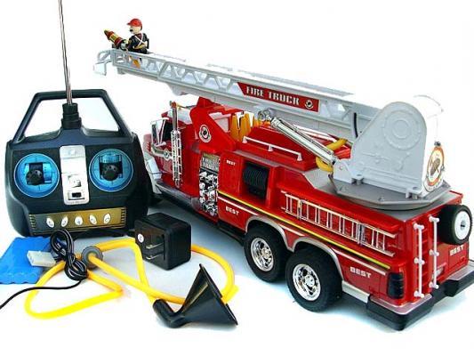 Rc Fire Truck Shooting Water Radio Control Fire Trucks