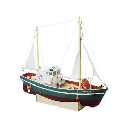 RC Fishing Boat