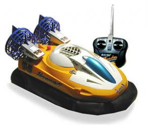 RC Racing Hovercraft