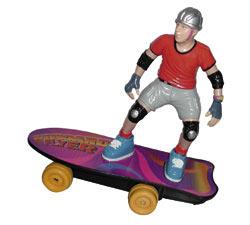 RC Skateboard Flyer
