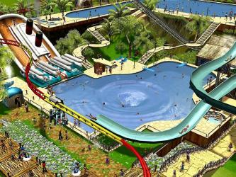 RCT3 Waterpark