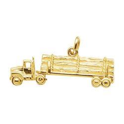 Rembrandt Truck Charm