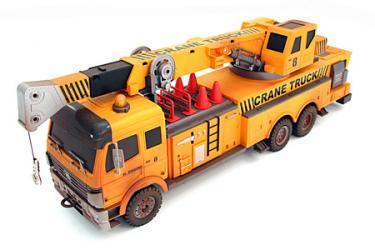 Remote Control Crane Truck