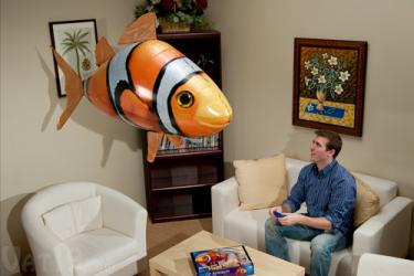 Remote Control Flying Tropical Fish