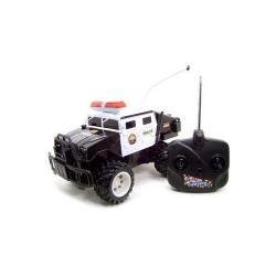 Remote Control Police Truck