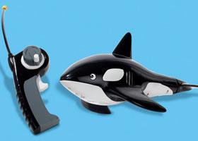 Remote Control Whale