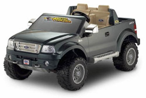ride on ford f150 battery powered power wheels ford f150 truck. Black Bedroom Furniture Sets. Home Design Ideas