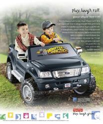 Ride On Ford F150