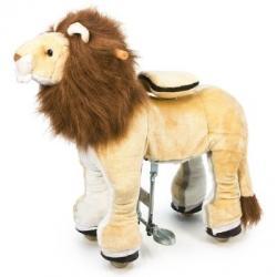 Ride-On Lion