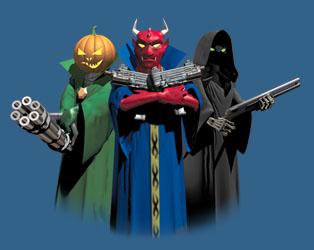 RIP Halloween Strike Back