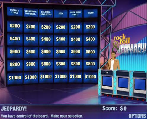 PLAY Jeopardy! FOR REAL MONEY AT: