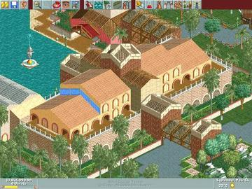 Roller Coaster Tycoon  Castle Building Pack