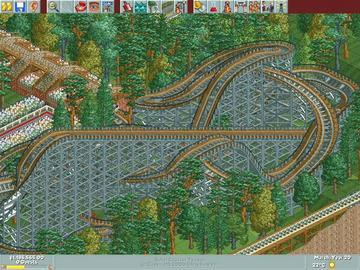 rollercoaster tycoon 1 loopy landscapes