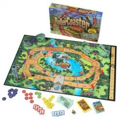 Rollercoaster Tycoon Board Game