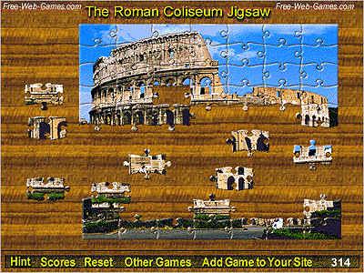 roman games online