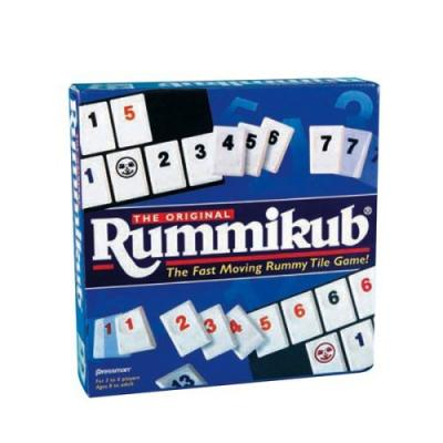 Rummikub Board Game Also Known As Rummy O Rummi Rummy Kub