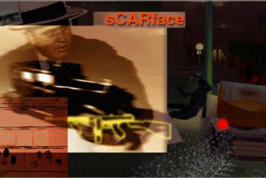 Scarface Raging Racing