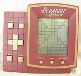 Scrabble Handheld Game