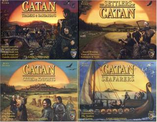 Settlers of Catan Expansions Pack